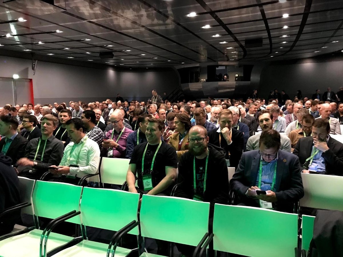 SplunkLive! Audience