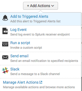 Add Slack Notification to Existing Alert